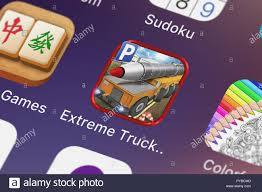 100 Truck Parking Games Extreme Simulator Game Stock Photos Extreme