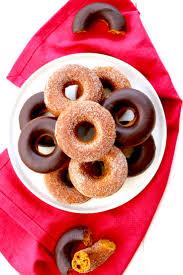 Best Pumpkin Cake Ever by Gluten Free Baked Pumpkin Donuts Fall Baking It U0027s Raining Flour