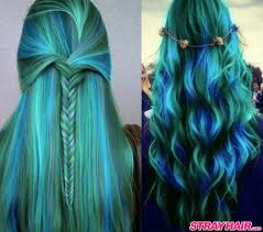 Amazing Aurora Borealis Hair Color – StrayHair