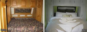 Rv Interior Decorating Stunning Ideas Paint And RV Can Turn The Ordinary To Extraordinary