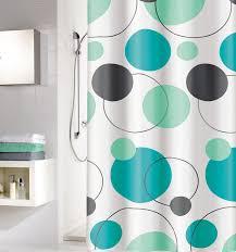 meusch duschvorhang cycle türkis 180x200 cm