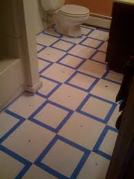 Can You Lay Ceramic Tile Over Linoleum by Diy Painting Old Vinyl Floor Tiles Mary Wiseman Designs