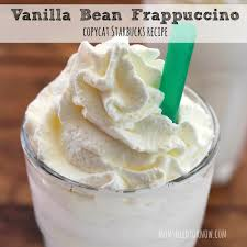 Pumpkin Spice Frappe Nutrition by Vanilla Bean Frappuccino Copycat Starbucks Recipe Moms Need To