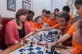 success academy welcomes best woman chess player in history