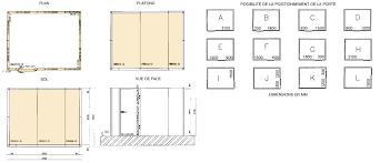 faire une chambre froide exemple d un plan de montage d une chambre froide nouvelles