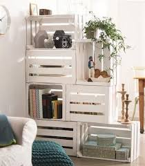Upcycle Your Crates Wooden Crate Decor Ideas
