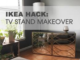 Ikea Laiva Desk Hack by Ikea Hack Tv Stand Youtube