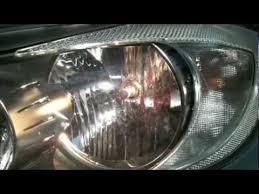 changing headlight on bmw e90 3 series