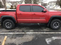 What Size Wheels And Tires Can I Put On My Truck - Best Tire 2018