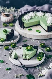 matcha cheesecake oreo tarte