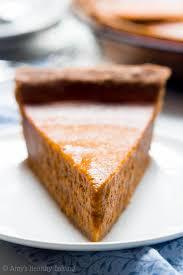 Easy Pumpkin Desserts With Few Ingredients by The Ultimate Healthy Pumpkin Pie Amy U0027s Healthy Baking