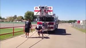 100 Fire Trucks Youtube Strongman Truck Pull By Brian Shaw Pulling An 80000 LB Engine