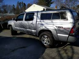 Has Anyone Noticed A Difference In Road Noise When Putting A Fairing ... Shop Hauler Racks Universal Heavy Duty Alinum Cap Rack At Lowescom Misc Suburban Toppers Leer Truck And Mopar Bedrug Install Protect Your Cargo Photo Thule Rapid Podium Aeroblade Roof On Tracks For Fiberglass Ladder World Installing A The New Tacoma Augies Adventuraugies For Lovequilts Pickup Topper 2 Bar Van Gallery 15c F150 Jason Zone With Double T Industrial Supply From Xterra Nissan Frontier Forum Advice Need Truck Cap Rack Toyota Fans