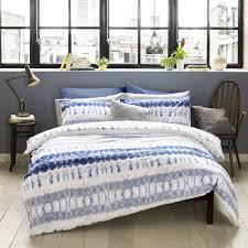 Blue Tie Dye Bedding by Duvet Covers Manhattan 7piece Duvet Cover Set Duvet Covers U0026
