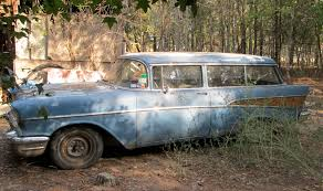 100 1957 Chevy Panel Truck For Sale My Backyard Classic Chevrolet 210 Handyman Wagon Now What