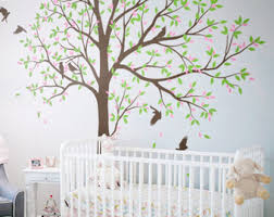 Tree Wall Decor With Pictures by Tree Wall Decals Winter Tree Wall Decal Tree Wall Art Giant
