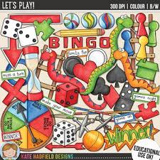 Board Games Clip Art Lets Play
