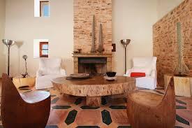 stühle aus massivholz und rustikaler bild kaufen