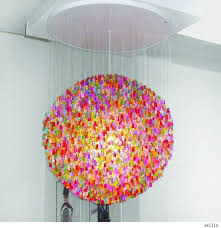 Collection In Modern Colorful Chandelier With Bay 12 Creative Chandeliers
