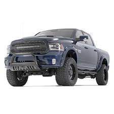 100 Dodge Trucks 2013 Rough Country 70199 Ram 1500 Grille Mesh With 30 Dual Row Black