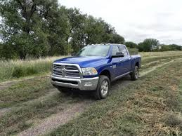 100 Hauling Jobs For Pickup Trucks 2014 Ram 2500 Big Horn Gettin The Job Done Right CarNewsCafe