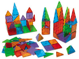 Valtech Magna Tiles 100 by Magna Tiles Master Set At Lakeshore Learning