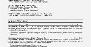50 Luxury Sample Resume For Hemodialysis Nurse