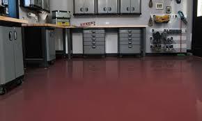 Quikrete Garage Floor Coating Colors by Quikrete Garage Floor Sealer In Tile Red Chez Huskey The