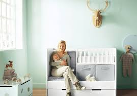 couleur peinture chambre bébé déco mur chambre bébé 50 idées charmantes