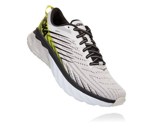 Hoka One One Men's Arahi 4 Shoe - 10 - Nimbus Cloud / Anthracite