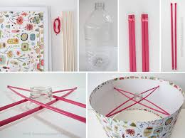 How To Make Simple Lampshade