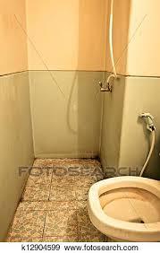 dreckig badezimmer stock foto k12904599 fotosearch