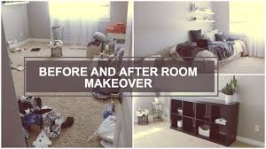 Living Room Makeovers Before And After Pictures by Room Makeover Before And After Do It Yourself How To Easy Part1