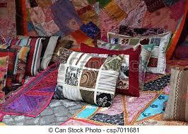 magasin de tapis magasin turquie tapis coussins istanbul photographie de stock