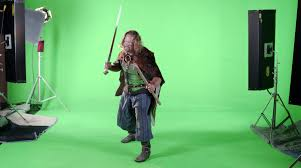 Working With Green Screens Production And Post