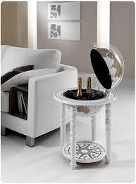 moderne globus bar elegance in schwarz weiß globus bars de