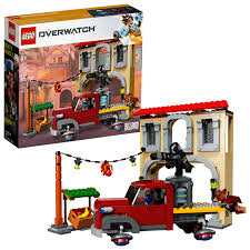 100 Lego Fire Truck Games LEGO Overwatch Dorado Showdown Building Building Showdown Kit Video