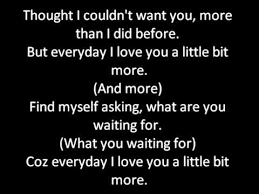 And I Thought I Loved by Jls Love You More With Lyrics Youtube