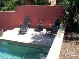 chambres d hôtes à sète dans une propriété privée iha 64053