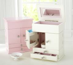 Jewellery Dresser 25 Cute Travel Jewelry Box Ideas On Pinterest Jewellery Bedroom Amazing Girls White Jewelry Boxes Standing Mirror Pottery Barn Andover Tall Box Ufafokuscom Monique Lhuillier Style Guru Fashion Glitz Pebble Leather With Purple Suede Interior 3820 New Large Dresser Unique Glass Jewellery Nib Josie Mirrored Medium Interior Faedaworkscom
