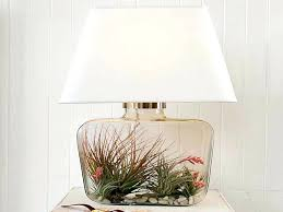 Fillable Lamp Base Ideas by Glass Fillable Table Lamps U2013 Homeinteriorideas Win
