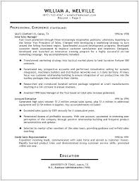 Sample Resume For Sales Objective Cosy Associate With Objectives Manager