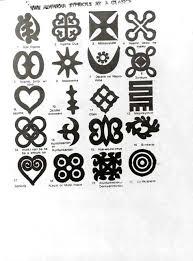 African Celtic Symbols Tattoos Designs