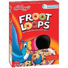 Kelloggs Froot Loops Image