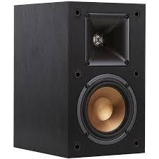 Klipsch Reference R 14M Black Bookshelf Speakers R 14M