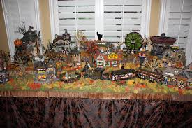 Dept 56 Halloween Village 2015 by Wordless Wednesday Halloween Village Love Laughter And A