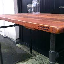 Diy Industrial Desk Pipe Console Table Golbiprintme