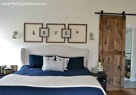 Master Bedroom Bed From Front