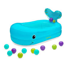 Inflatable Bathtub For Babies by Whale Bubble Bath Inflatable Bath Tub U2013 Infantino