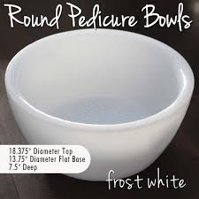 Pedicure Sinks For Home by Pedicure Bowls Pedicure Bowls Pedi Bowl Pedi Tub Pedicure